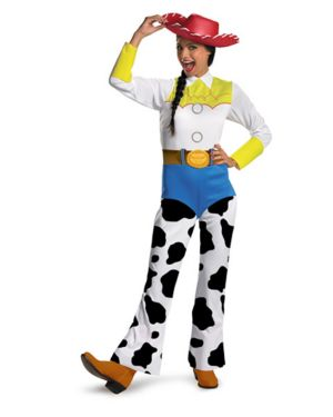 Adult Classic Toy Story Jesse Costume