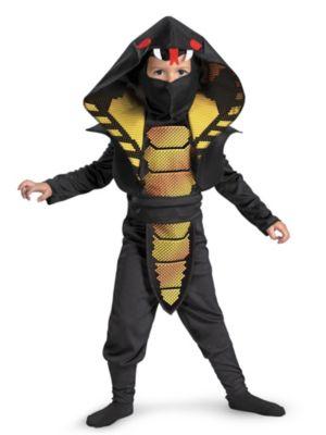 Child Cobra Ninja Costume