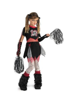Cheerless Leader Costume for Girl