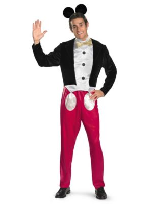 Disney Adult Mickey Mouse Costume