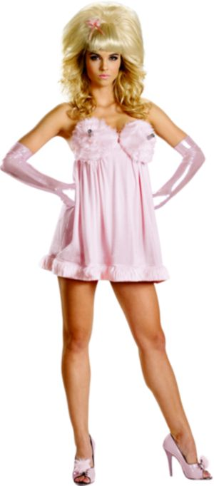 Adults Austin Powers Deluxe Sassy Fembot Costume