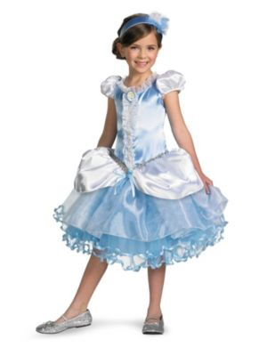 Prestige Cinderella Girl's Tutu Costume