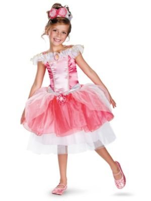 Girl's Aurora Tutu Prestige Costume