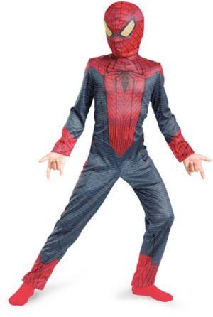 Child Amazing Spider Man Classic Costume