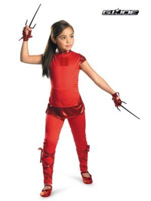 Child G.I. Joe Classic Jinx Costume