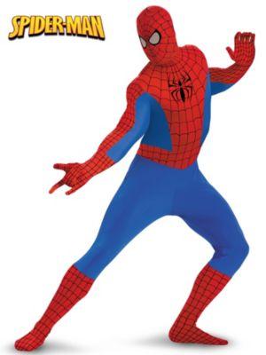 Spiderman Bodysuit Costume for Teens