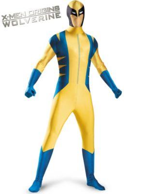 Teen Wolverine Bodysuit Costume