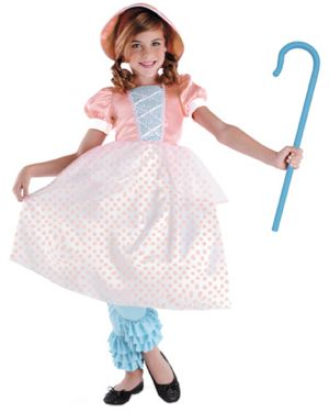 Deluxe Toy Story Bo Peep Girls Costume