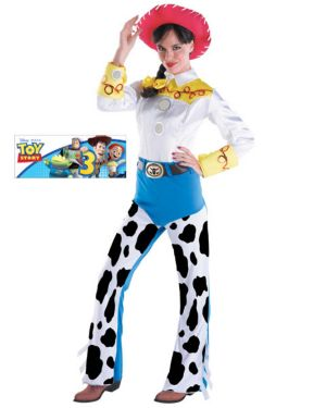 Deluxe Adult Toy Story Jessie Costume