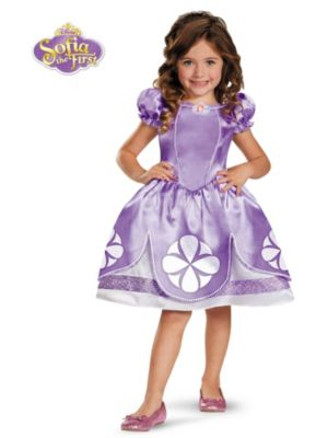 Toddler  Sofia The First Classic Costume