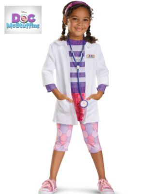 Child Doc McStuffins Deluxe Costume