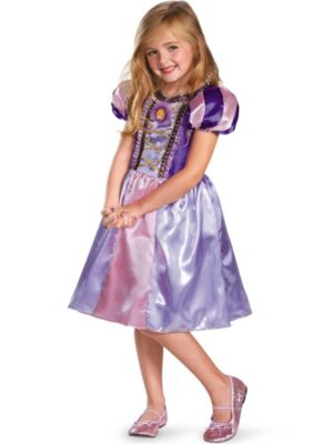 Child Disney Rapunzel Sparkle Classic Costume