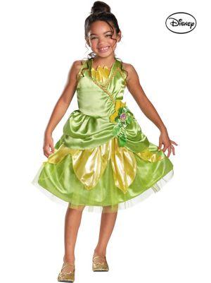 Child Disney's Tiana Sparkle Classic Costume