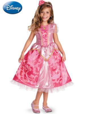 Child Aurora Sparkle Deluxe Costume