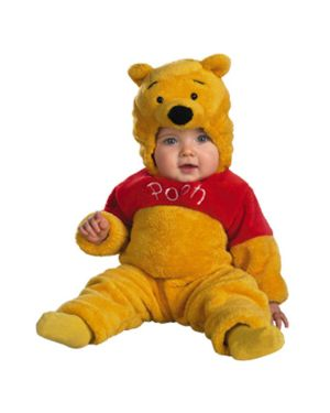 Infant Winnie the Pooh Deluxe Costume