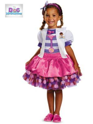 Toddler  Doc McStuffins Tutu Deluxe Costume