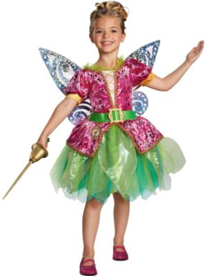 Child Pirate Tinkerbell Deluxe Costume