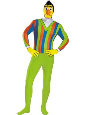 Bert Bodysuit Adult Costume