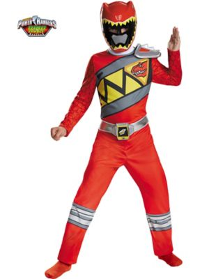 RED RANGER DINO CHARGE CLASSIC