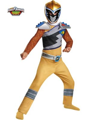 GOLD RANGER DINO CHARGE CLASSIC