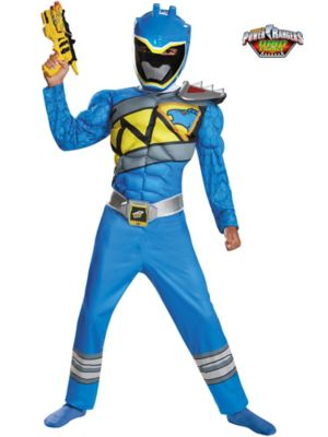 BLUE RANGER DINO CHARGE CLASSIC MUSCLE