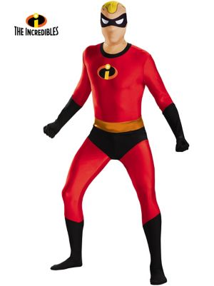 MEN'S MR. INCREDIBLE BODYSUIT SKINOVATIO