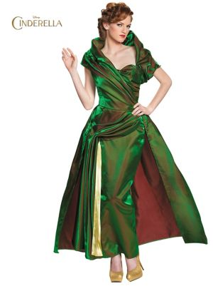 Adult Disney's Cinderella Movie Lady Tremaine Prestige Costume
