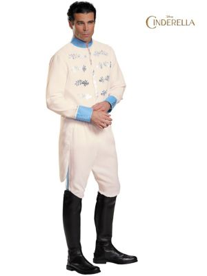 MEN'S DISNEY'S CINDERELLA MOVIE PRINCE D