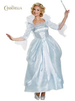 Adult Disney's Cinderella Movie Fairy Godmother Prestige Costume