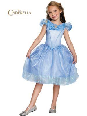 Child Cinderella Movie Classic Costume