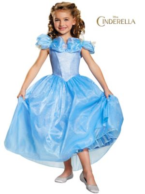 Child Cinderella Movie Prestige Costume