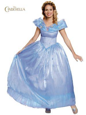 Adult Disney's Cinderella Movie Ultra Prestige Costume
