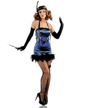 Sexy All That Jazz Flapper Costume