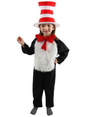 Deluxe Cat in the Hat Child Costume