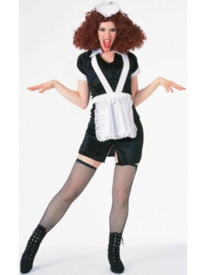 Adult Magenta From the Rocky Horror Picture Show Costume
