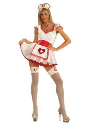 Adult Hospital Honey Costume