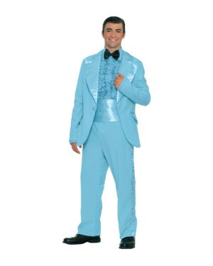 Adult 50s Prom King Costume