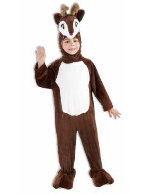 Girl Reindeer Costume Reindeer Mascot Costume