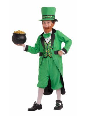Boys Mr. Leprechaun Costume