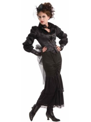 Adult Steampunk  Victorian Lady