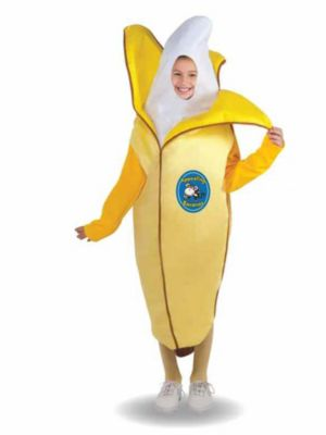 Gumby Costume Kids Appealing Banana Kids Costume