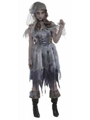 Halloween Zombie Costumes For Women Women's Zombie Pirate Costume