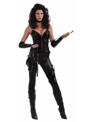 Sexy Adult Sexecutioner Catsuit Costume