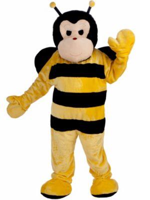 Adult Deluxe Bee Mascot Costume