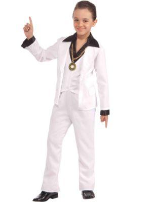 Child 70's Disco Fever Costume
