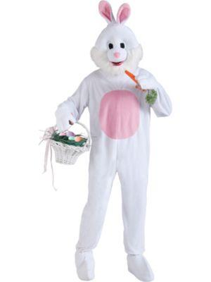 Adult Bunny Mascot