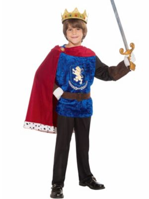 Child Prince Charming Costume