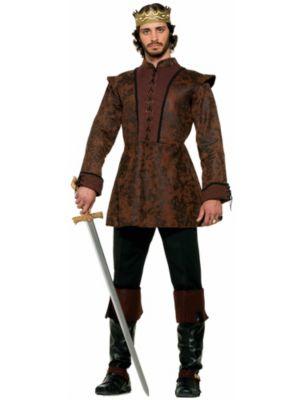 Adult Ole Kings Coat Costume