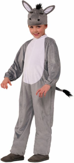 Child  Nativity Donkey Costume