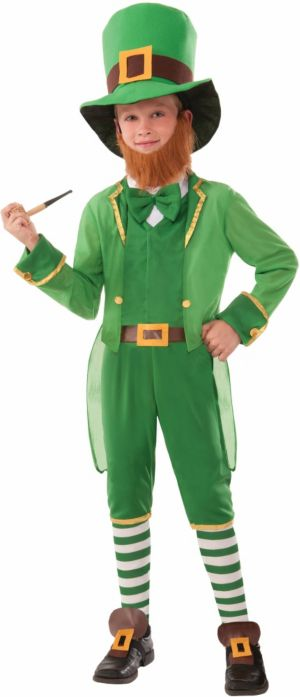 Child Little Leprechaun Costumes